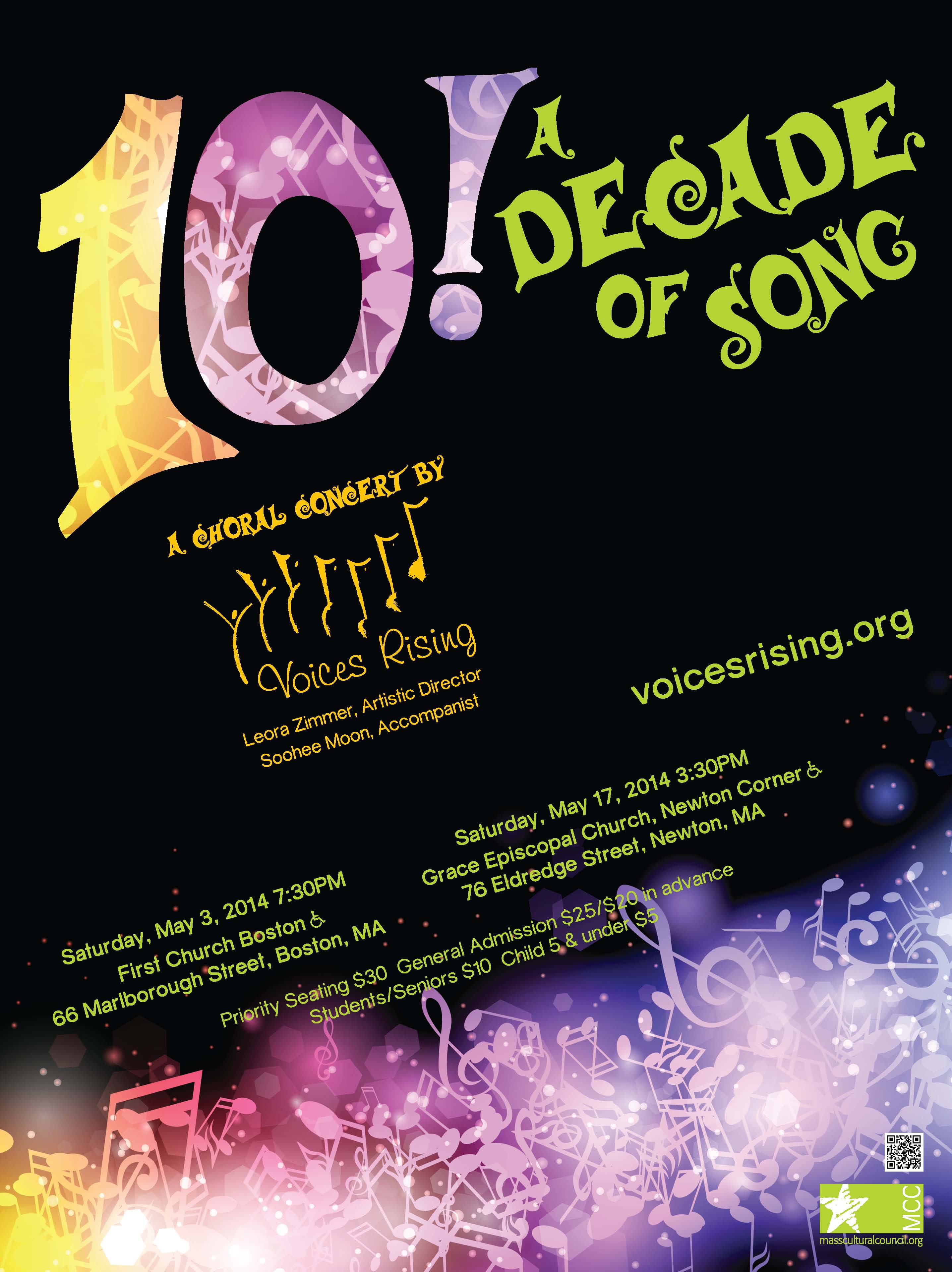 10!: A Decade of Song