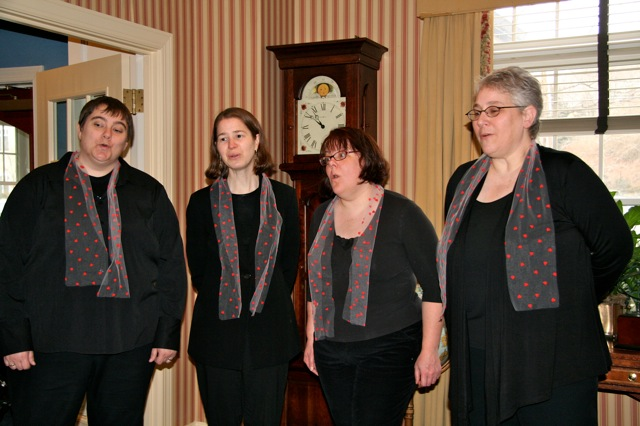 Valentines Singers 2010