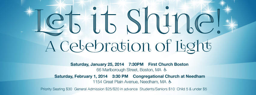 Let It Shine: A Choral Celebration of Light